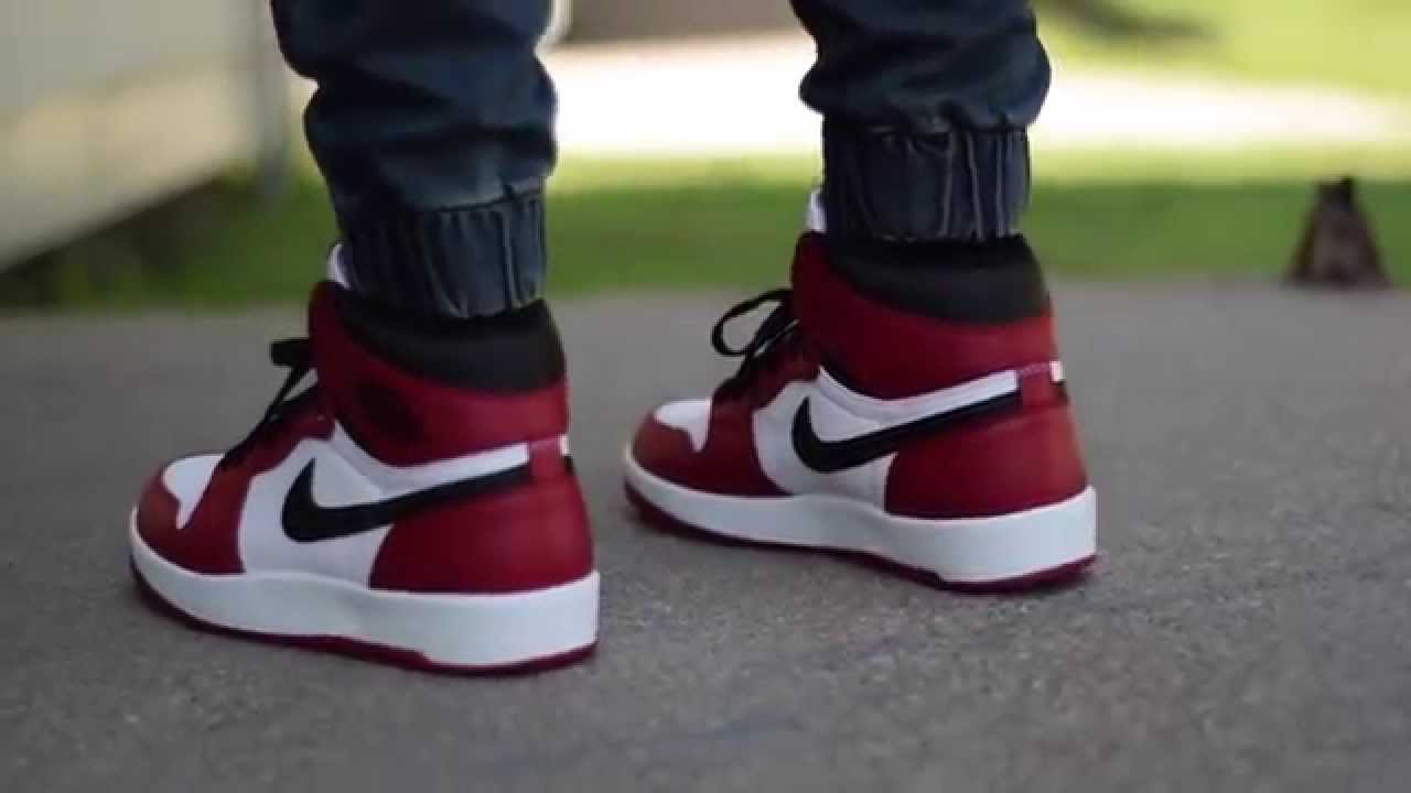buy popular eef2e e6039 Air jordan 1.5 chicago unboxing review and on feet