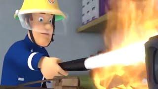 Sam le Pompier en francais | Conseils de sécurité d'été! - Danger avec l'électricité! | Dessin animé