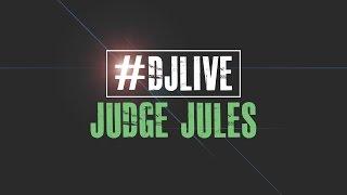DJLIVE S02E01 - Judge Jules 60 minute set | #djlive
