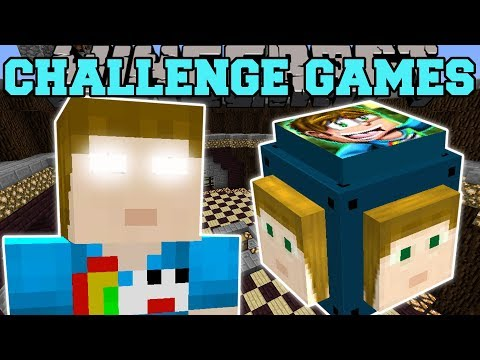 Minecraft: CRAINER CHALLENGE GAMES - Lucky Block Mod - Modded Mini-Game