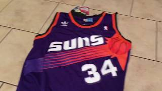 Charles Barkley Suns Jersey Review dhgate aliexpress