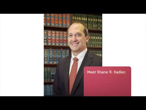 Slip and Fall Lawyer in Houston TX   Law Office Of Shane R  Kadlec