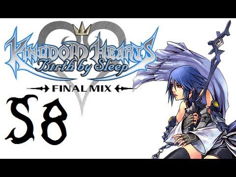 Let's Play Kingdom Hearts Birth by Sleep FM ((Aqua)) S8 - Experiment H2O