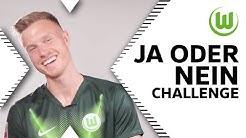 Ja-oder-Nein-Challenge mit Yannick Gerhardt | VfL Wolfsburg