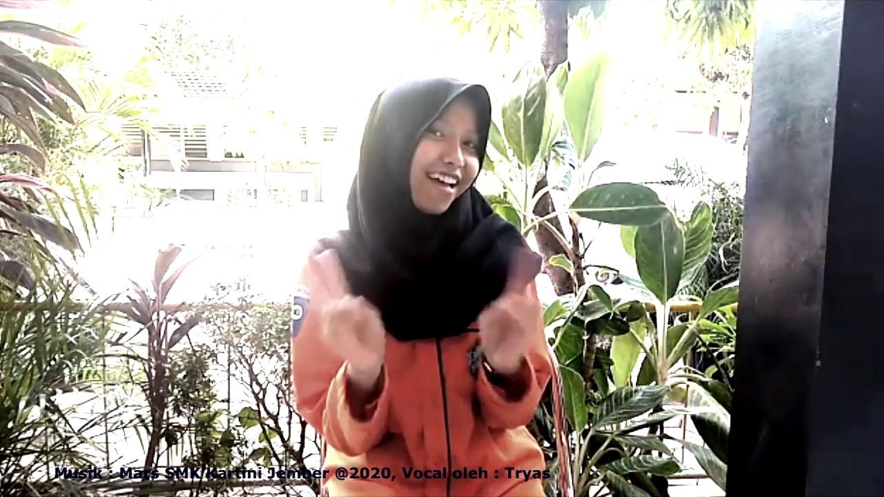 Mars SMK Kartini Jember (Tryas)
