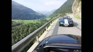 Alps Pass trip 2012 in MX5, Stelvio, Furka, Nufenen, Susten. Switzerland drive