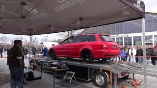 Audi RS4 B5 Leistungsprüfstand *437,2 PS 526,5 Nm*