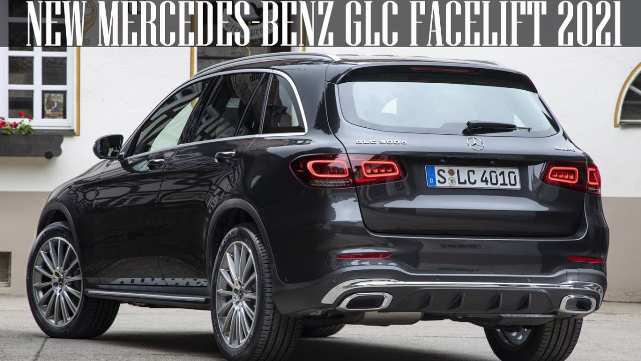 2021 Mercedes Glc Model