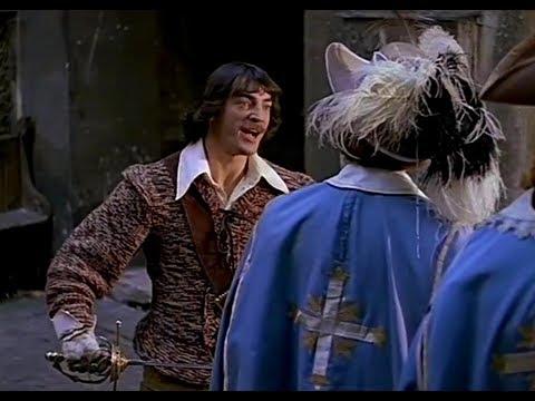 Д'Артаньян и три мушкетера (1978) крылатые фразы