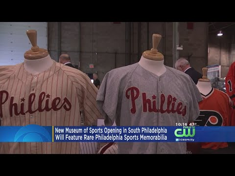 Fundraising Underway For Long-Awaited Philadelphia Sports Museum