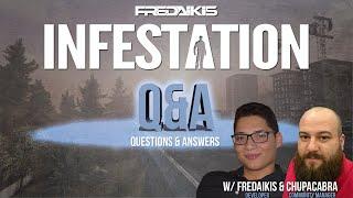 Infestation - Q&A #4 (June 2021)