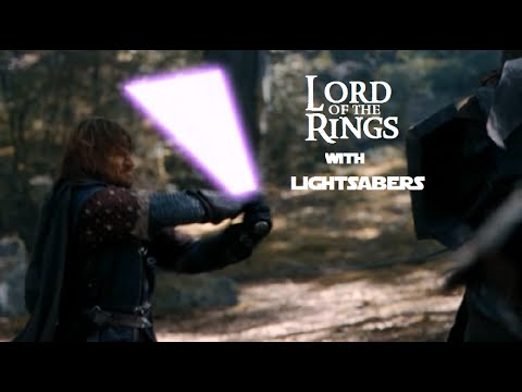 lord of the lightsabers