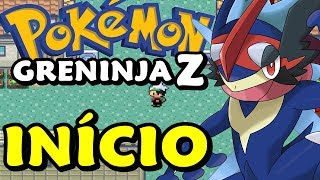 Pokémon Greninja-Z (Hack Rom) - O Início