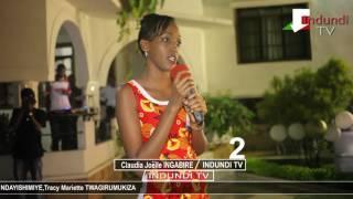 #INDUNDI TV AMAKURU #MISS BURUNDI Demi finale Part 3