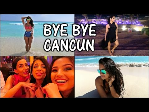 Coco Bongo - Cancun, Mexico/ De volta para casa
