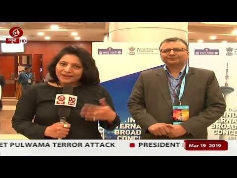 Prasar Bharati CEO speaks exclusively to DD News (Hindi)