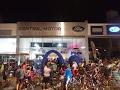 La Bicicleta de Central Motor Ford... Ciclo paseo por Bucaramanga