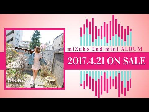 miZuho 2nd mini ALBUM『Natural』