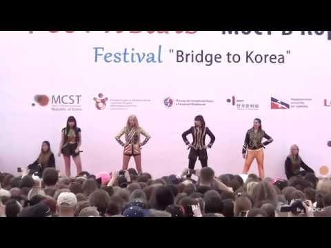 K-Pop World Festival 2014 (14.06.2014) - 2ne1 - Crush dance cover by x.east