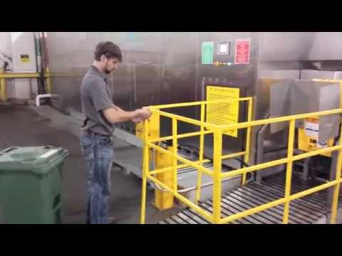 EnviroPure Food Waste Disposal Systems: FALLSVIEW CASINO UNIT
