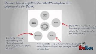 Frau Dr. Grünsteins Problem mit Forschungsdaten