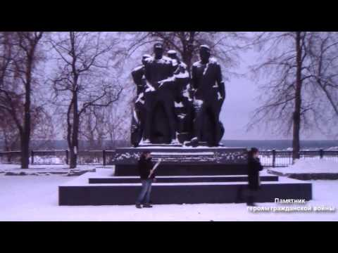 Пермь, памятники, люди...