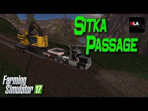 Farming Simulator 17 - Sitka Passage