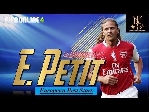 [Review E.Petit EBS +5]- Có còn là cầu thủ quốc dân fifa online 4 ?