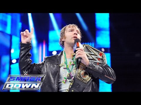 Dean Ambrose pulls a fast one on Seth Rollins: SmackDown, June 11, 2015