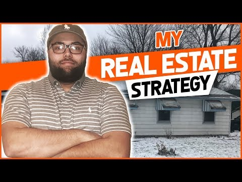 How To Make Money With Real Estate | My Multi Million Dollar Strategy!
