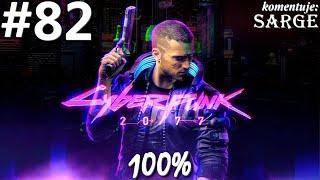 Zagrajmy w Cyberpunk 2077 PL (100%) odc. 82 - Gorący materiał