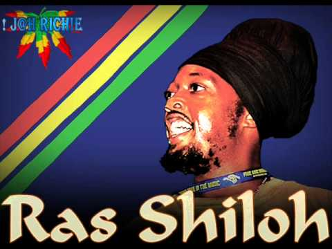 Ras Shiloh - Child Of A Slave
