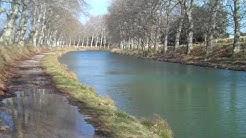 Canal du Midi near Colombiers