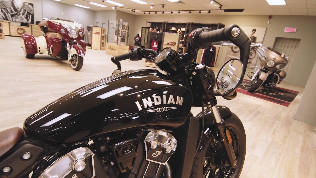 Indian Motorcycle Scout Bobber 2019 Presentation Par Samuel Youtube [ 720 x 1280 Pixel ]