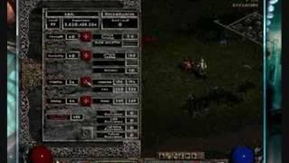 Using Cheat Engine in Diablo II
