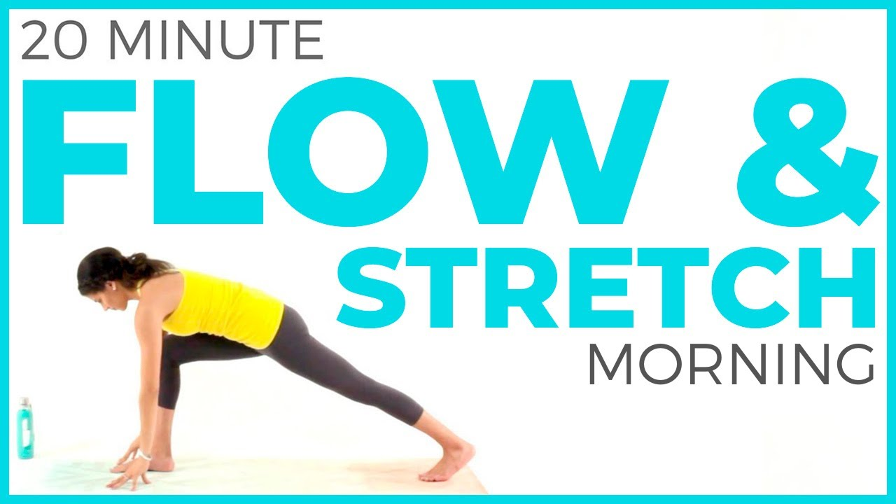 20 Minute Yoga Flow Stretch
