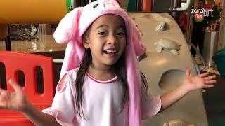 Tata Cara bermain Seluncur di Playground yang Aman ala Zara Cute