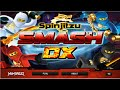 Cartoon Network Games: Lego Ninjago - Spinjitzu Smash DX