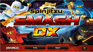 Cartoon Network Spiele: Lego Ninjago - Spinjitzu Smash DX