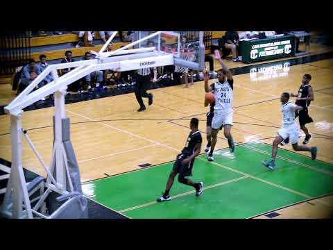 Main Event - Detroit Henry Ford at Detroit Cass Tech - 2018 Boys Basketball Highlights