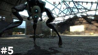 Half-Life 2: Episode Two (Прохождение) ▪ ОЗВЕРЕВШИЕ ПСЫ ▪ #5