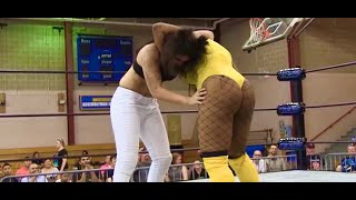 Download Women's Wrestling I Kasey Catal Vs Vanity Mp3 and Videos