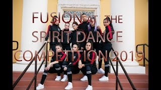 Fusion MBSH WTF-Uptown Vibes-Sicko Mode-Uproar Spirit Dance Compeition 2019