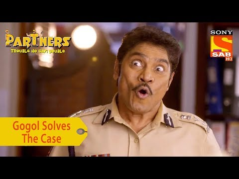 Your Favorite Character | Gogol Solves The Case | Partners Trouble Ho Gayi Double