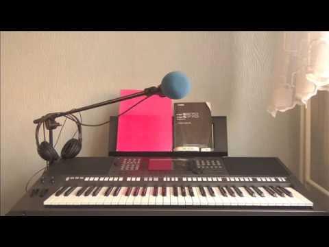 Konop aneta 39 39 cover psr s770 youtube for Yamaha psr s770 review