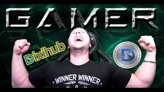 Dixicoin - Dixihub Showcase and Review! Masternode Rewards = Free games?!?
