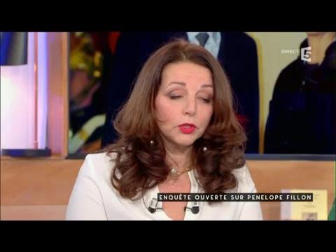 Enquête sur Penelope Fillon - C à vous - 25/01/2017