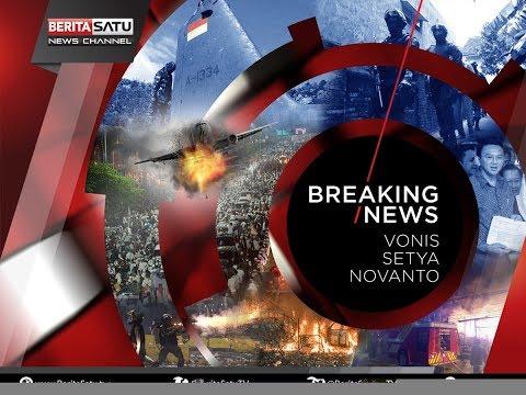 Breaking News: Vonis Setya Novanto
