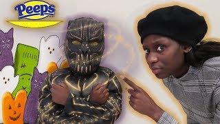 Halloween Peeps Magic Trick Johny Johny Yes Papa!