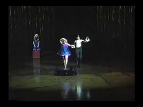 Клоуны из Цирка дю Солей и В. Смехов
